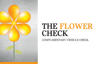 MINI Complimentary Flower Check