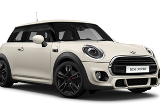 The One Pound Deposit MINI Cooper Offer
