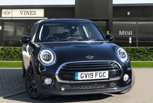 MINI Cooper Classic 3 Door - GV19FGC