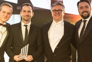 Success for Chandlers Worthing MINI at the MINI 2018 Awards Ceremony.