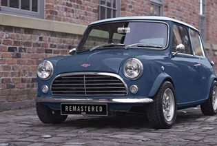 Original Mini is reborn - but you'll NEVER believe how much it costs