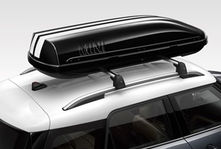 MATCH YOUR MINI – MINI ROOF BOX PAINT SPRAY FROM £145*