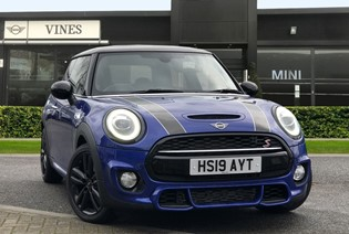 MINI Cooper S Sport 3 Door - HS19AYT