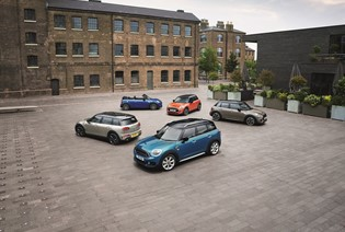0% APR ACROSS THE MINI RANGE