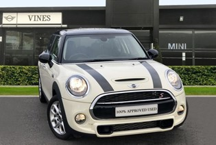 MINI Cooper S 5 Door - LT17XLX