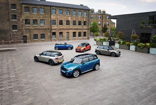 0% APR Across The MINI Range.