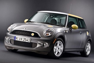 MINI ELECTRIC CONCEPT TO BE UNVEILED THIS MONTH AT FRANKFURT MOTOR SHOW