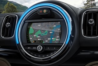 Complimentary Navigation with all New MINI's purchased with the JCW Sport Pack or JCW Chili Pack