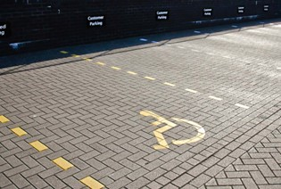 Designated Parking Spaces.