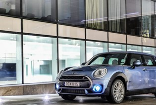 TEST DRIVE: MINI Cooper SD Clubman ALL4