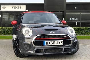 MINI John Cooper Works 3-Door Hatch - HX66JYR