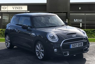 MINI Cooper S 3-Door Hatch - SO17OVB