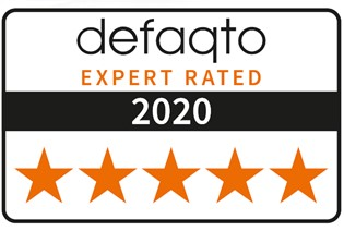 Our Defaqto 5 Star rated products.