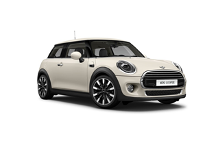 MINI 3-DOOR HATCH COOPER EXCLUSIVE