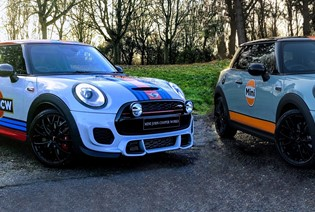 Sycamore Special Edition MINIs