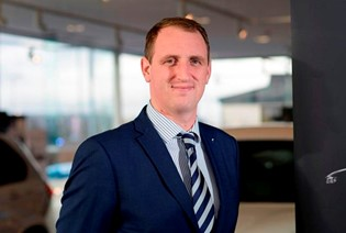 Paul Dalby- Corporate Sales Manager