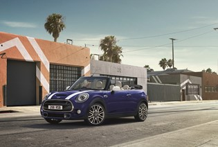 MINI Insured Warranty.