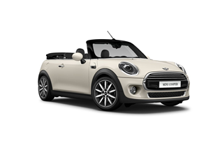 MINI CONVERTIBLE COOPER EXCLUSIVE