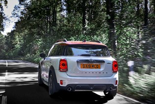 The New MINI John Cooper Works Countryman and Clubman!