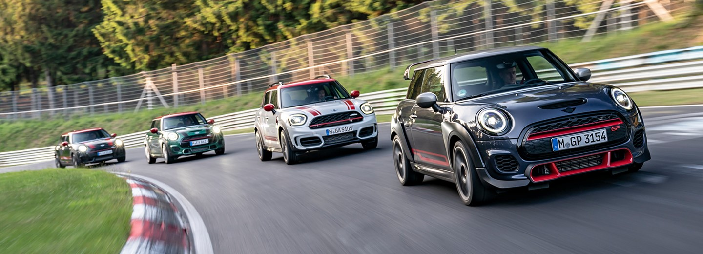 Sycamore Mini New Approved Used Mini Retailer Peterborough