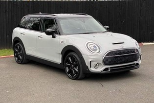 MINI Clubman Cooper S Exclusive. 3.9% APR Available.