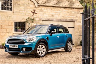 First drive: Mini Countryman Cooper D Chili pack company car review