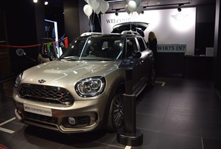 The New MINI Countryman Launch.