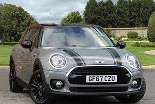 MINI Cooper Clubman Black Pack - Available at 5.9% APR with a £1,000 Deposit Contribution
