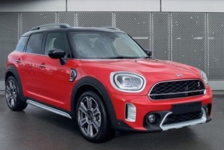 MINI Countryman S Exclusive 3.9% APR Available.