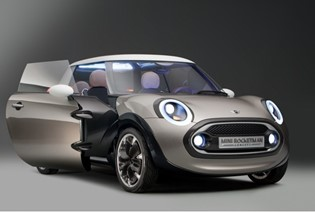MINI Could Build Smaller Cars in the Future, Only in EV Guise