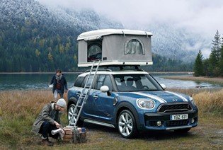 MINI Countryman 48 Hr Test Drive.