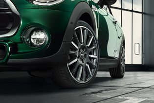 MINI Four Wheel Alignment Check & Adjust Offer From only £110* inc VAT.