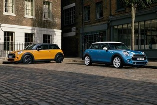 INTRODUCING THE NEW MINI LOWER EMISSIONS £2000 ALLOWANCE