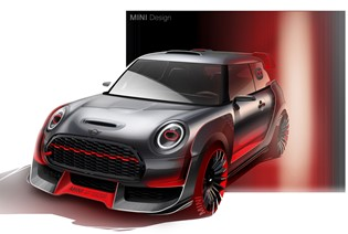 MINI At Frankfurt Motor show 2017