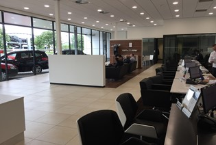 Aftersales Centre Relaunch Event