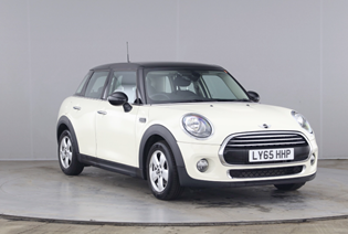 MINI Cooper 5-Door Hatch - LY65HHP