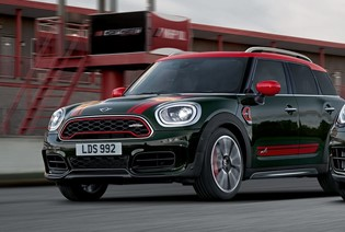 Save £1,000 on a John Cooper Works*