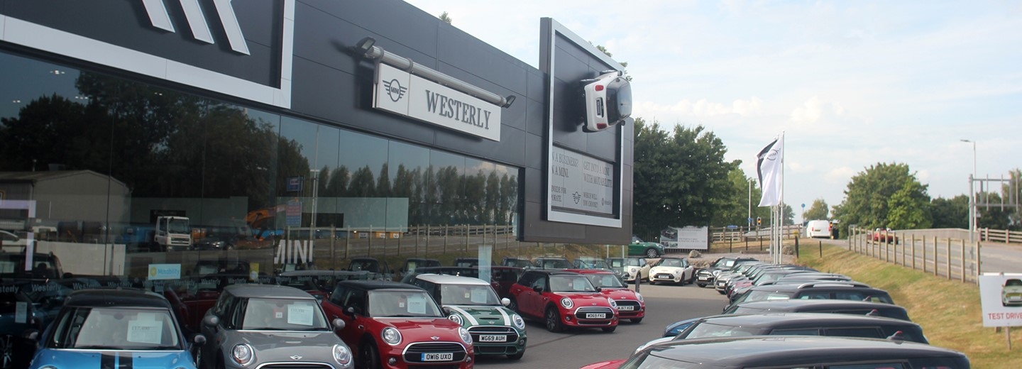 Westerly Mini Exeter New Approved Used Mini Retailer