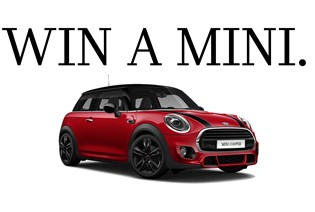 WIN A MINI FOR THE WEEKEND T&C's