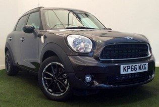 Cooper D Countryman -  £19,990