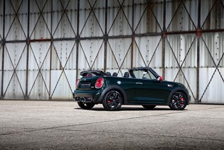 MINI JCW Convertible Offer.