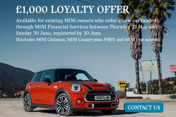 Vines Mini Gatwick New Approved Used Mini Retailer