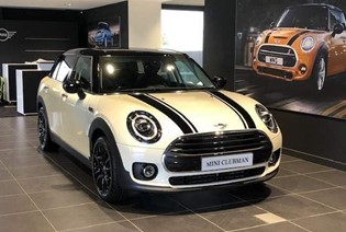 MINI Clubman Classic. 3.9% APR available.