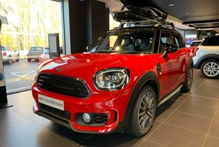 Save £1,891.29 on this MINI Countryman Cooper Sport