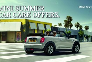 Preston MINI Summer Car Care Offer