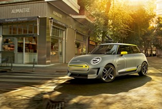 WORLD PREMIERE: MINI Electric Concept