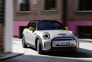 THE NEW MINI ELECTRIC.