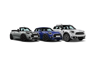 We'll pay your interest on MINI Cooper & Cooper S