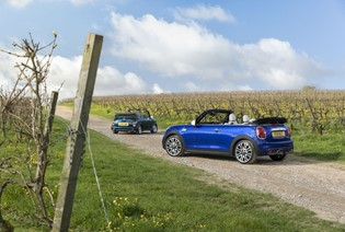 Limited Edition 25th Anniversary MINI Convertible.