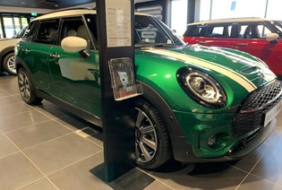 Save £5,833.75 on this MINI Clubman Cooper S Exclusive